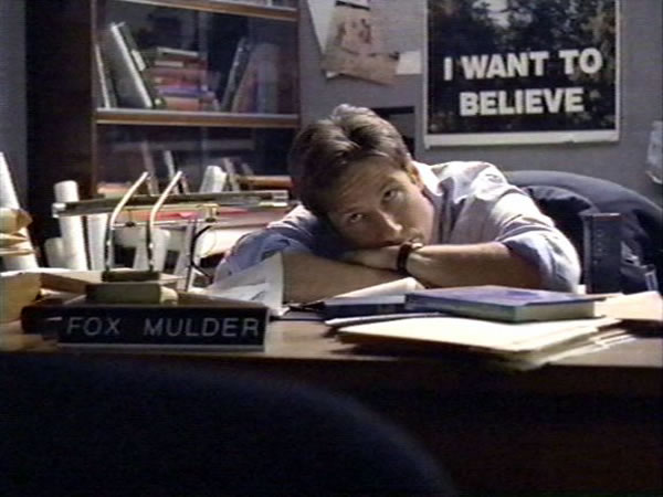 X-Files Redux: The Truth is Out There...Again
