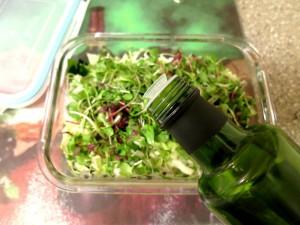 Seaweed Salad-Add Olive Oil