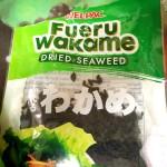Seaweed Salad-Dried Seaweed