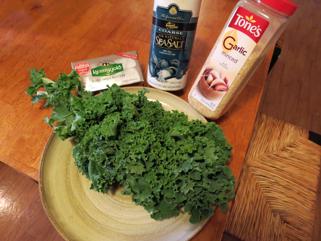 Kale at Kel's Ingredients